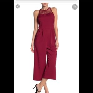OFFERS? NEW ONE ONE SIX Lace Sleeveless Jumpsuit